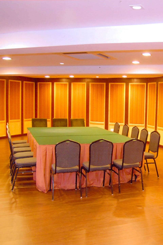 Banquet Hall at Sparsa Resorts Kanyakumari