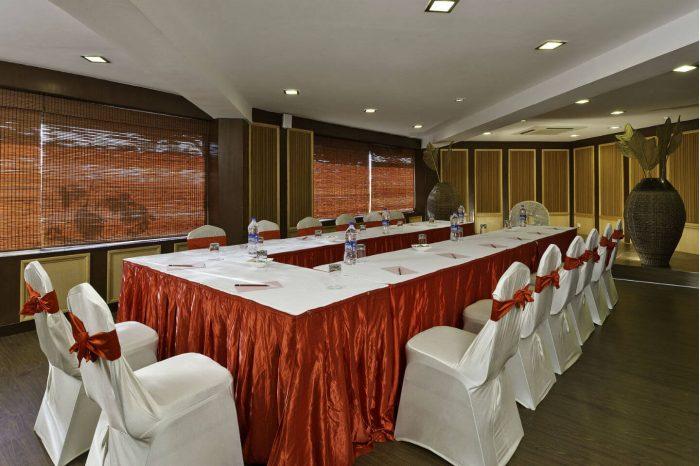 Meeting Hall at Kanyakumari
