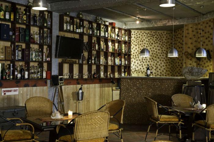 Bar at Sparsa Resorts Kanyakumari