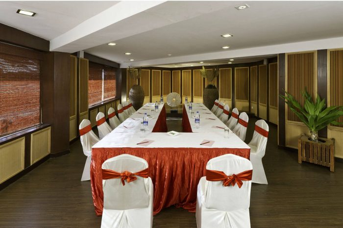 Conference Hall at Sparsa Resorts Kanyakumari