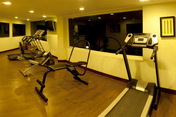 Hotel with Gym in Kanyakumari