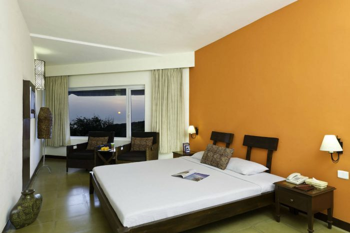 Luxury Amenities in Sparsa Resorts Kanyakumari
