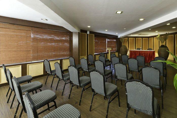 Meeting Hall at Sparsa Resorts Kanyakumari