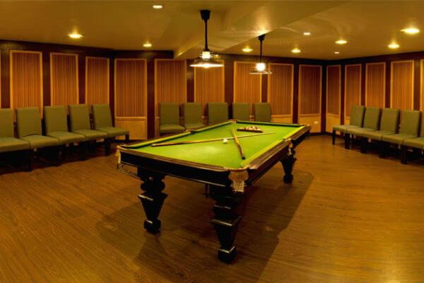 Outdoor and Indoor activities at Sparsa Resorts Kanyakumari