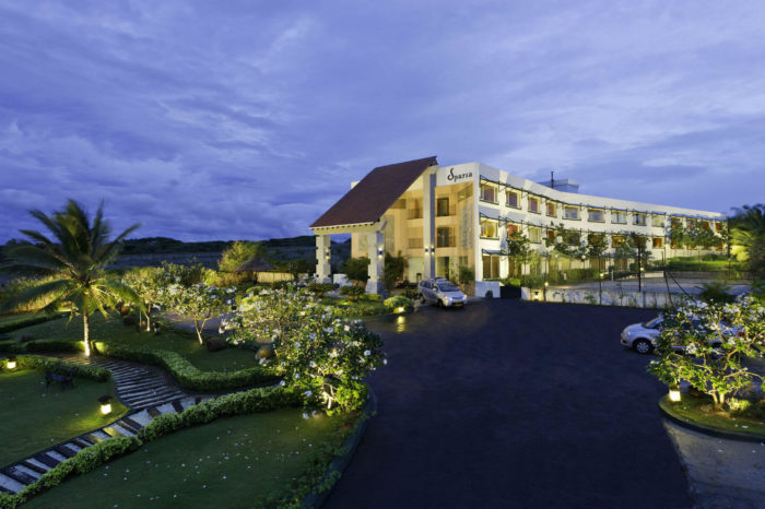 Sparsa Resorts in Kanyakumari