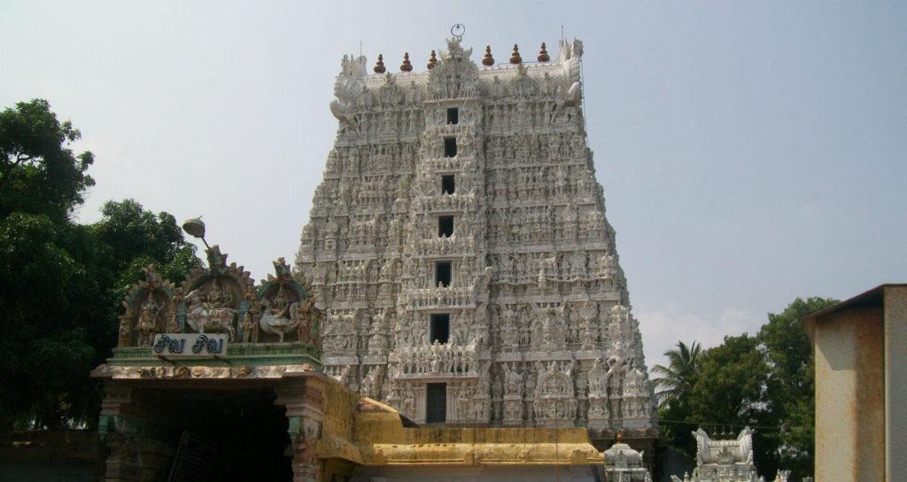 Suchindram Temple Kanyakumari