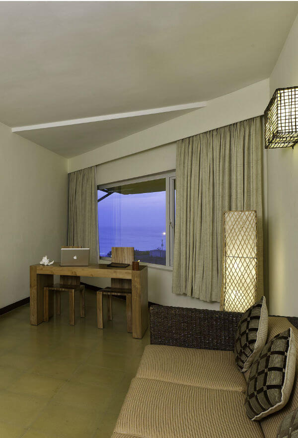 Suites in Sparsa Resorts in Kanyakumari
