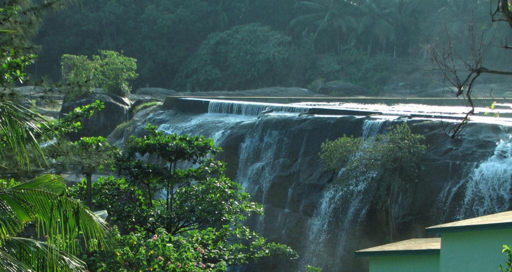 Thriparappu Water falls Kanyakumari
