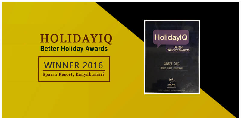 better holidays awards by HolidayIQ