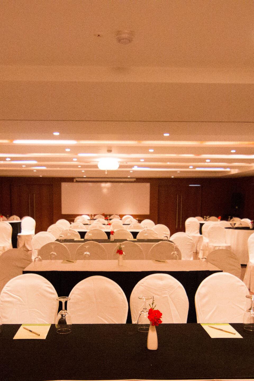 Banquet Hall in Le Poshe Resorts Kodaikanal