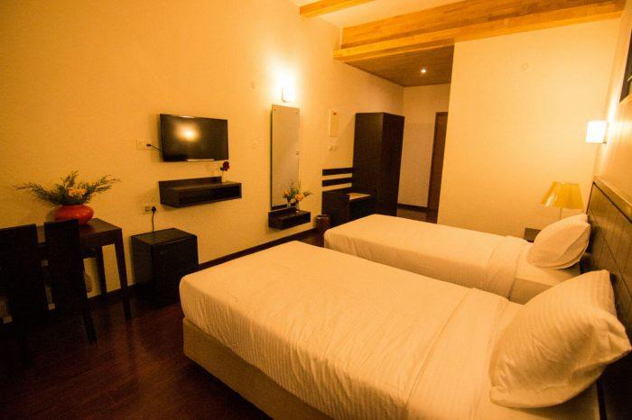 Luxury resort in kodaikanal