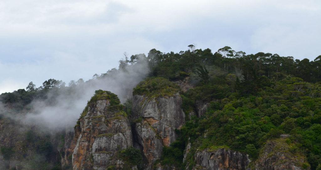 Pillar Rocks Kodaikanal