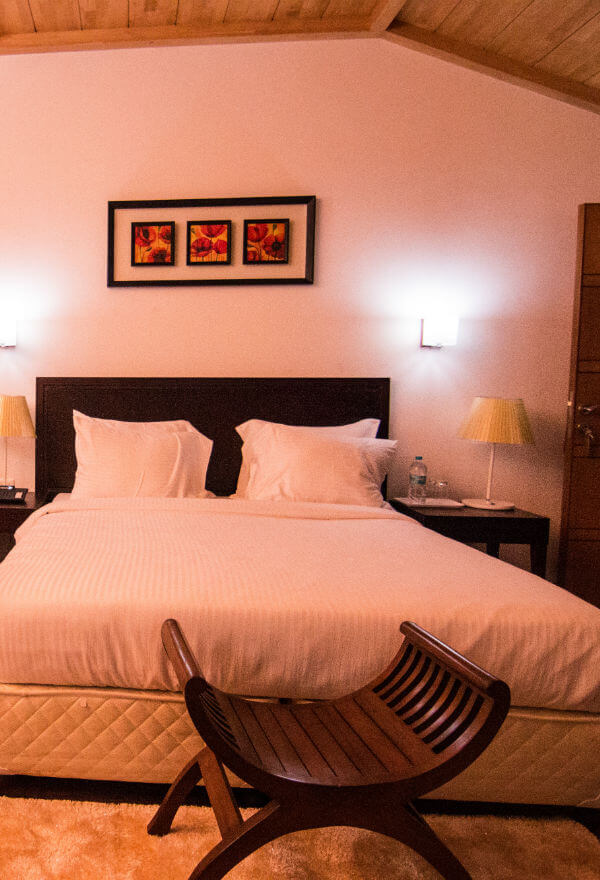luxury deluxe room in kodaikanal