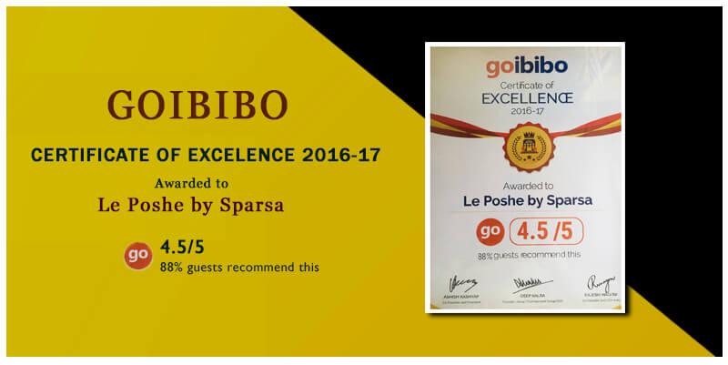 Excellence 2016 by Goibibo