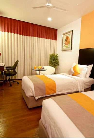 Deluxe room in Astoria hotels in Madurai