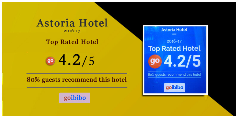 Top Rated Hotel by Goibibo