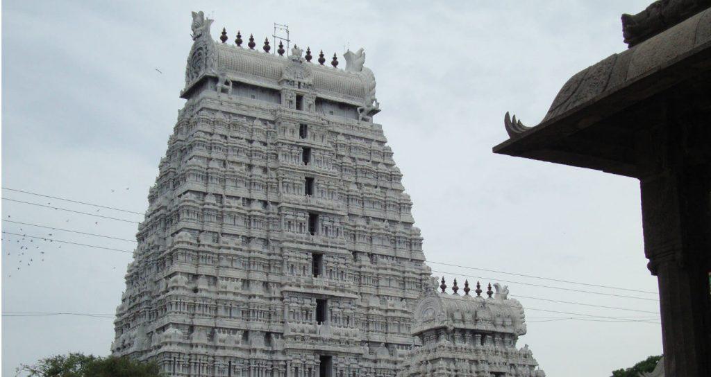 Arunachaleswara Temple in Tiruvannamalai
