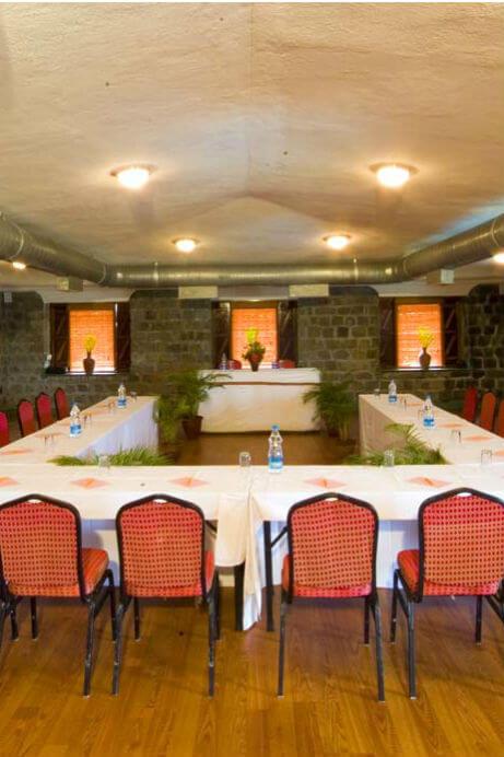Hotels with conference hall facility Tiruvannamalai
