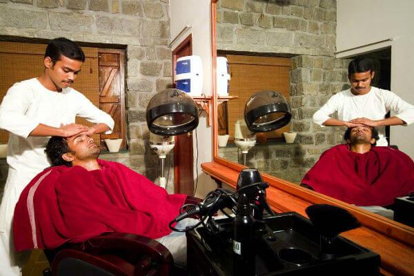 Hotels with spa facilities in tiruvannamalai