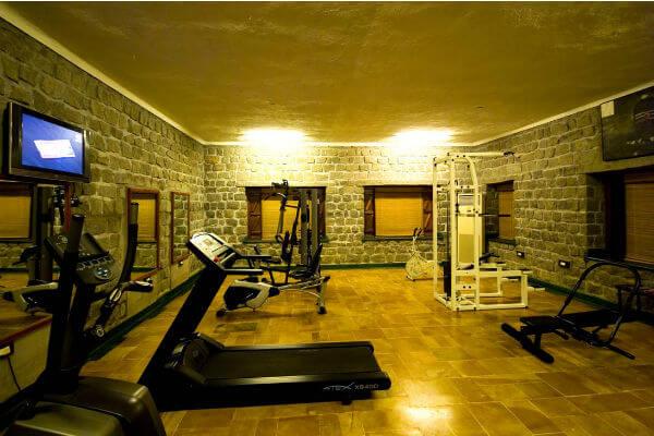 resorts with gym facilities in Tiruvannamalai