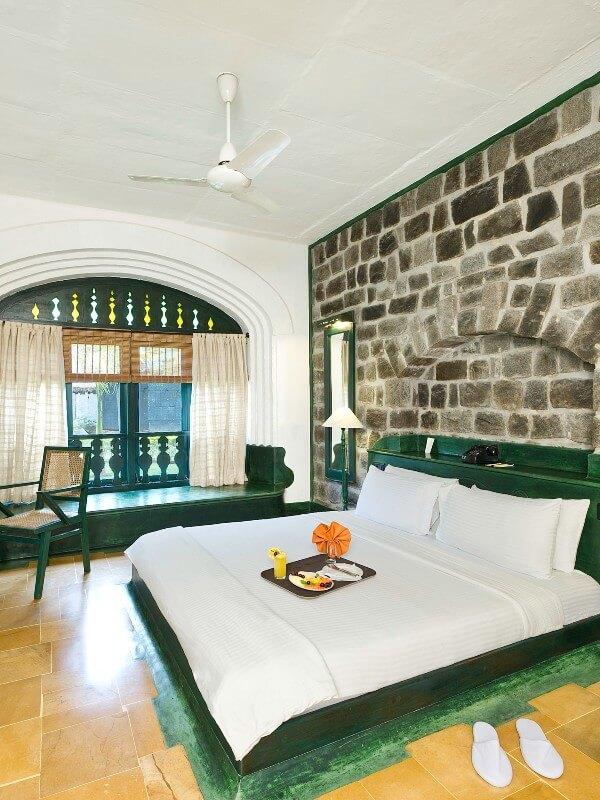 Deluxe Room in Sparsa Thiruvannamalai