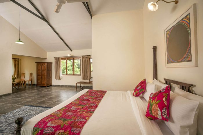 modern amenities rooms in yercaud